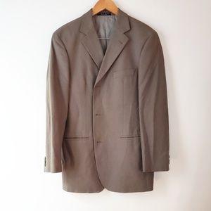 Hugo Boss Mars Suit Jacket in Beige (42R)